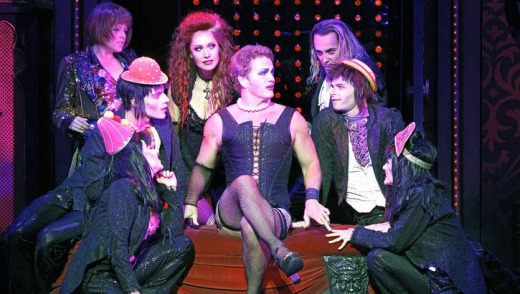 <i>The Rocky Horror Picture Show</i>.