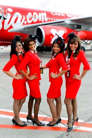 AirAsia X is aggressively expanding.