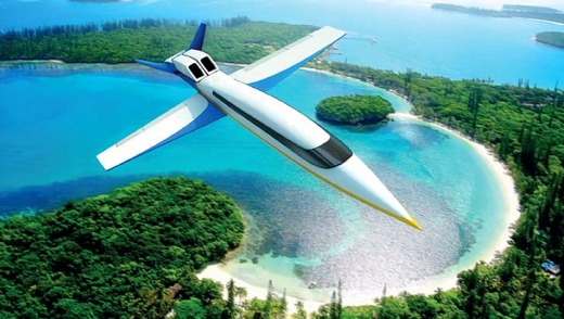 Spike S-512 is predicted to reach speeds of Mach 1.6-1.8 (1700-1900 km/h).
