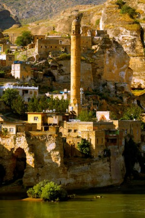 Turkey's ancient city of Hasankeyf.