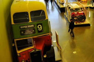 Riverside Museum of Transport, Glasgow