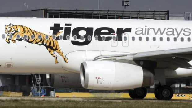 Australia's most maligned carrier ... Tiger.