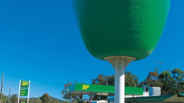 The Big Apple at Stanthorpe. Picture: Tourism and Events Queensland.