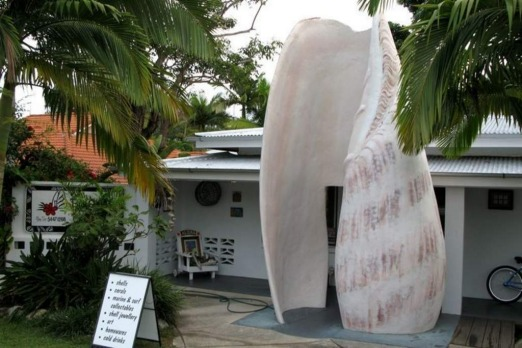 The Big Shell at Tewantin. Picture: Wikipedia.