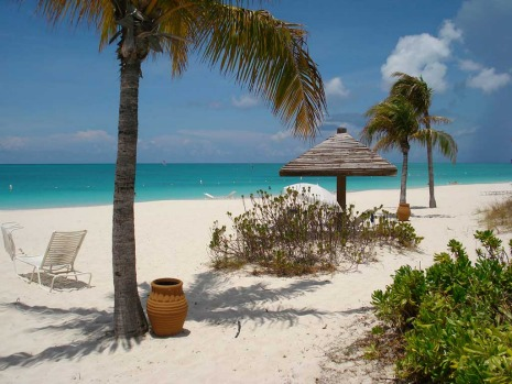 Number 2: Providenciales, Turks and Caicos, Caribbean.