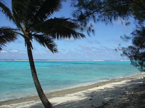 Raratonga, Cook Islands.