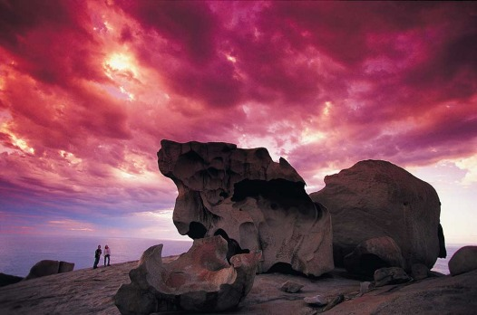 Remarkable Rocks, Kangaroo Island, South Australia.