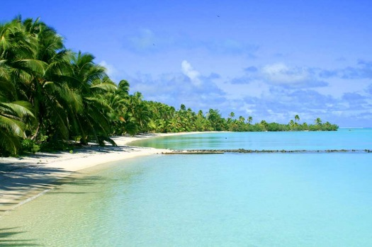 Aitukaki, Cook Islands.