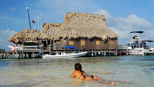 Ambergris Caye in Belize, home to the second largest barrier reef in the world, has been named the world's best island ...