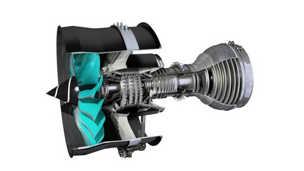 Rolls-Royce next generation advance engine design.