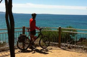 Cycling Mallacoota