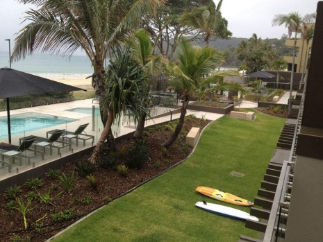 Seahaven Noosa Resort is in the heart of a new end of Noosa.