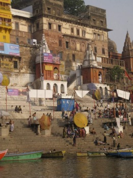 Touted as the world's most holy city, Varanasi is a spiritual wonderland filled with a gaggle of ash-covered holy men, ...