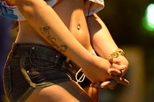 Beware of scams ... prostitutes in Rio have been known to drug prospective customers and rob them.