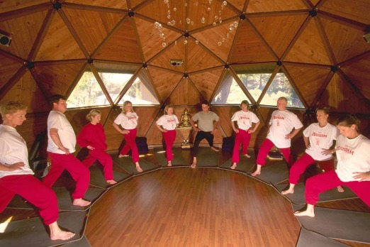 CALIFORNIA The Ashram: Tempted to sneak a midnight snack? Forget it. The kitchen at this health retreat is locked at ...