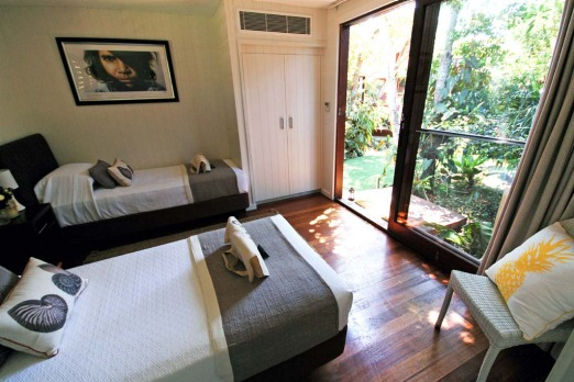 BYRON BAY, NSW Escape Haven: Sorry lads, this one really is just for the ladies. Run by Jen Hall and opened just under a ...