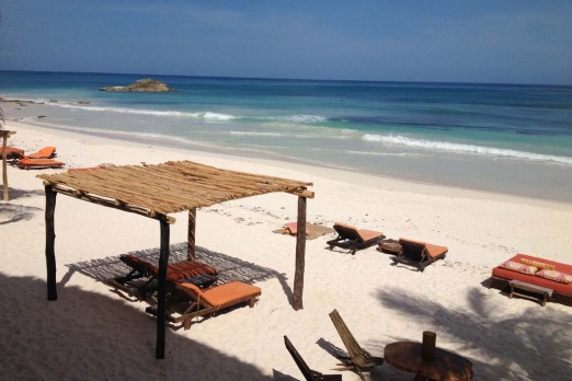 TULUM, MEXICO Bikini Boot Camp: This weight-loss, yoga, fitness holiday in one will have you bronzed and buffed while ...