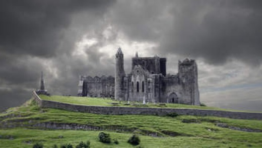 Rock of Cashel, Tipperary.