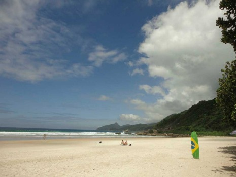 Number 13: Lopes Mendes Beach, Ilha Grande, Brazil.
