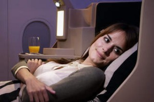 ETIHAD AIRWAYS PEARL BUSINESS CLASS