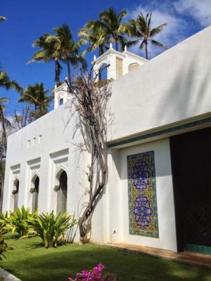 Doris Duke recreated the beauty of the Middle East a world away in Hawaii.