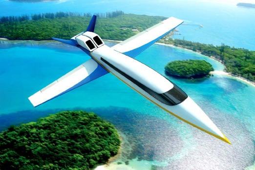 Revolutionising air travel: Spike Aerospace's supersonic jet.