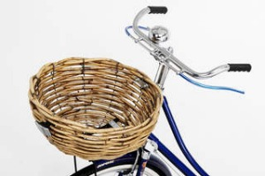 TAMM. Products. HOT/Feb. Blue Bike with Basket. 6 December 2007. The Age. Pic By Mike Baker. mba071206.002.003