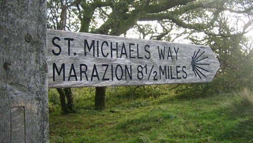 St Michaels way.