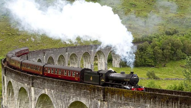 Great Trains Of Europe Tours