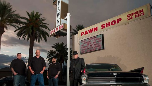 Thanks to Pawn Stars, the Gold & Silver Pawn shop has become one of Las Vegas' most popular attractions.