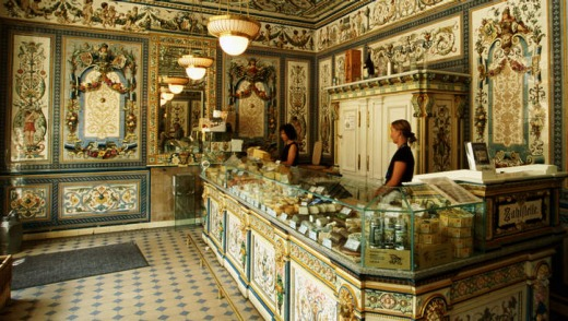 Don't miss: the Pfund Molkerai dairy shop in Dresden.