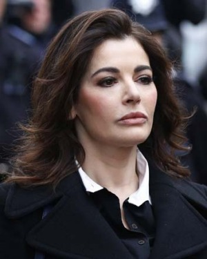 Denied entry: Nigella Lawson.