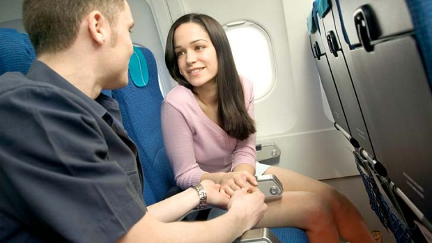 Airline dating