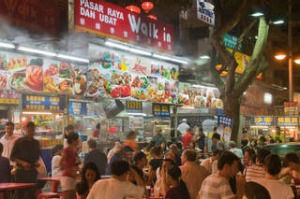 Jalan Alor Night Market