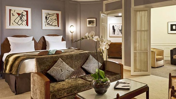 Luxury paris hotel le lutetia closes for renovation - Hotel lutetia renovation ...