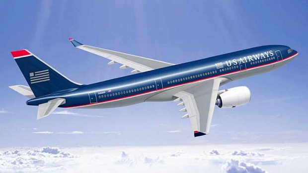 "US Airways ""deeply"" regrets its Twitter ""mistake""."