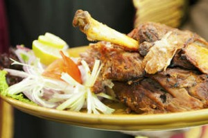 delhi food, story by Leisa Tyler. Bukhara restaurant, one of the traditionalists. ITC Maurya hotel. CREDIT LEISA TYLER