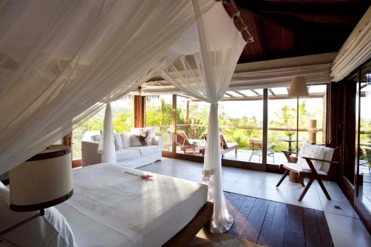 Txai resort, Itacare: Bahia is Brazil's version of Queensland, where the weather is always warm, the beaches go on ...