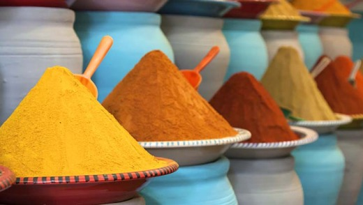 Hey snob, would you eat Moroccan spices?