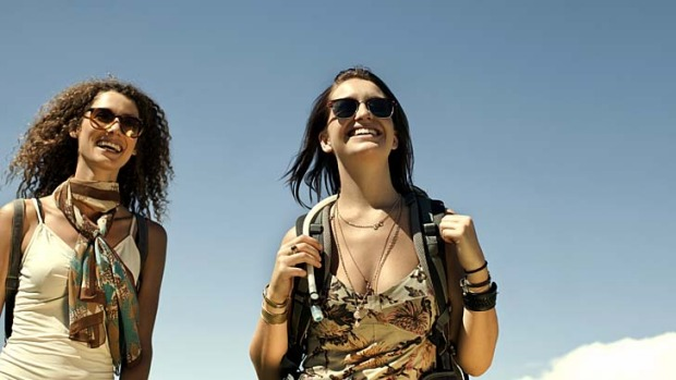 Are women travellers really any different to male travellers?