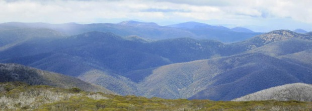 Part of Rugged Namadgi National Park.