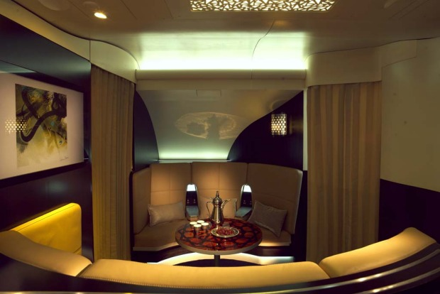 Airline review: Etihad A380 business class, Abu Dhabi to Sydney