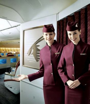 Qatar Airways is making first-class changes to air travel.