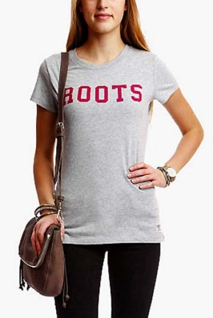 Roots ... fine to wear in Canada.