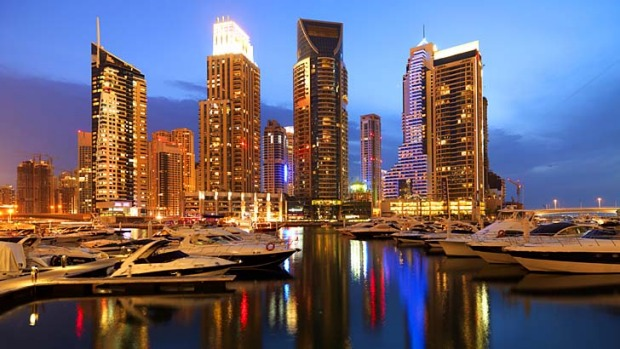 Dubai is a top stopover choice for many Australians who are flying to Europe.