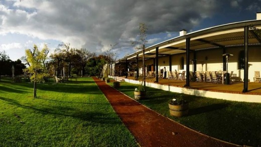 Fyndraai Restaurant at Solms-Delta.