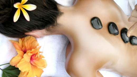 Enjoy: Hot rock treatment at Gaia Retreat and Spa.