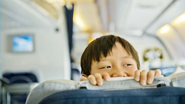 Ban kids from business class? It's not child's play.
