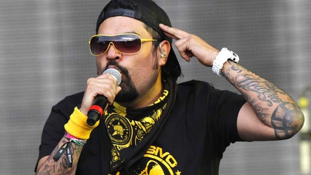 Singer Luis Ibarra of Mexican band Panteon Rococo was eventually allowed to board the Interjet flight after federal ...