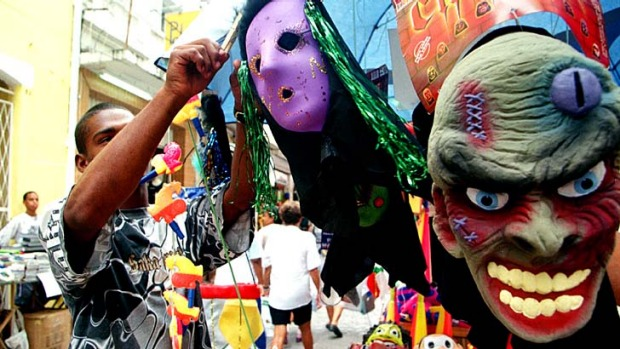 Recife is home to the country's most popular Carnival celebrations.